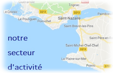 EPS secteur d'intervention